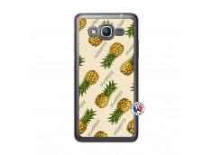 Coque Samsung Galaxy Grand Prime Sorbet Ananas Translu