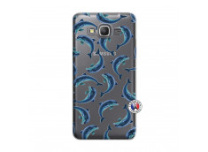 Coque Samsung Galaxy Grand Prime Dolphins