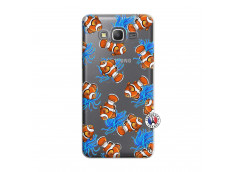 Coque Samsung Galaxy Grand Prime Poisson Clown