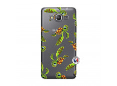 Coque Samsung Galaxy Grand Prime Tortue Géniale