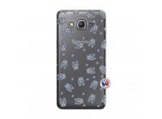 Coque Samsung Galaxy Grand Prime Petits Hippos
