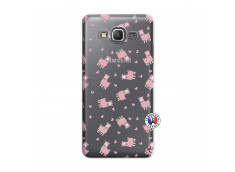 Coque Samsung Galaxy Grand Prime Petits Moutons