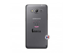 Coque Samsung Galaxy Grand Prime Queen