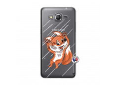 Coque Samsung Galaxy Grand Prime Fox Impact