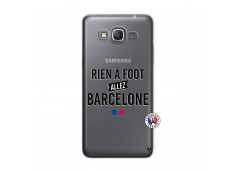 Coque Samsung Galaxy Grand Prime Rien A Foot Allez Barcelone