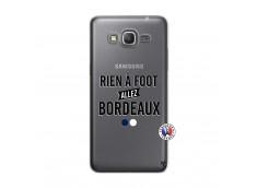 Coque Samsung Galaxy Grand Prime Rien A Foot Allez Bordeaux