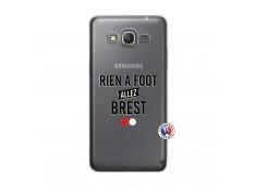 Coque Samsung Galaxy Grand Prime Rien A Foot Allez Brest