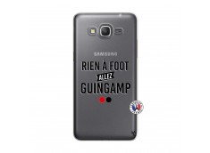 Coque Samsung Galaxy Grand Prime Rien A Foot Allez Guingamp