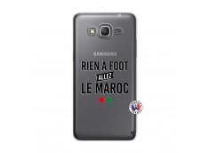 Coque Samsung Galaxy Grand Prime Rien A Foot Allez Le Maroc