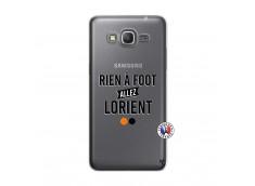 Coque Samsung Galaxy Grand Prime Rien A Foot Allez Lorient