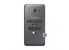 Coque Samsung Galaxy Grand Prime Rien A Foot Allez Madrid