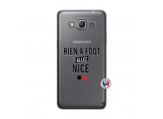 Coque Samsung Galaxy Grand Prime Rien A Foot Allez Nice