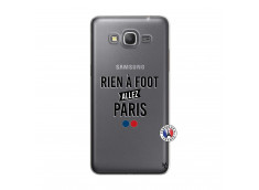 Coque Samsung Galaxy Grand Prime Rien A Foot Allez Paris