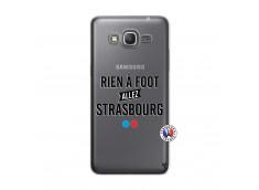Coque Samsung Galaxy Grand Prime Rien A Foot Allez Strasbourg