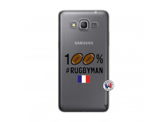Coque Samsung Galaxy Grand Prime 100% Rugbyman