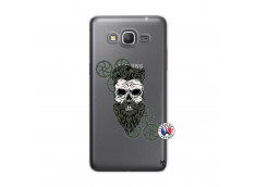Coque Samsung Galaxy Grand Prime Skull Hipster