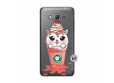 Coque Samsung Galaxy Grand Prime Catpucino Ice Cream
