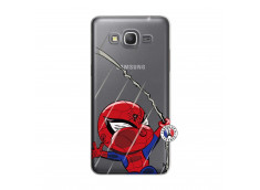 Coque Samsung Galaxy Grand Prime Spider Impact