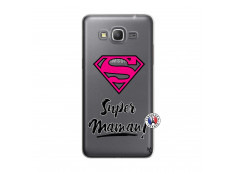 Coque Samsung Galaxy Grand Prime Super Maman