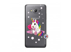 Coque Samsung Galaxy Grand Prime Sweet Baby Licorne