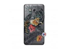 Coque Samsung Galaxy Grand Prime Leopard Tree
