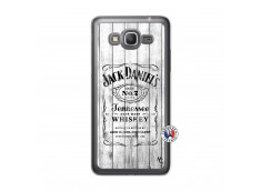 Coque Samsung Galaxy Grand Prime White Old Jack Translu