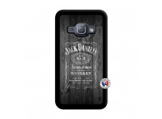 Coque Samsung Galaxy J1 2015 Old Jack Noir