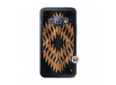 Coque Samsung Galaxy J1 2016 Aztec One Motiv Translu