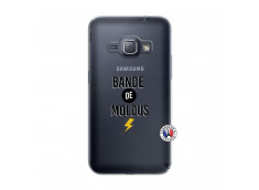 Coque Samsung Galaxy J1 2016 Bandes De Moldus