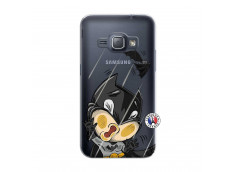 Coque Samsung Galaxy J1 2016 Bat Impact