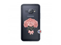 Coque Samsung Galaxy J1 2016 Bouquet de Roses