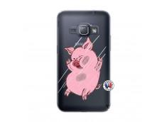 Coque Samsung Galaxy J1 2016 Pig Impact