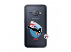 Coque Samsung Galaxy J1 2016 Coupe du Monde Rugby Fidji