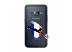 Coque Samsung Galaxy J1 2016 Coupe du Monde de Rugby-France