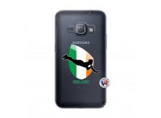 Coque Samsung Galaxy J1 2016 Coupe du Monde Rugby-Ireland