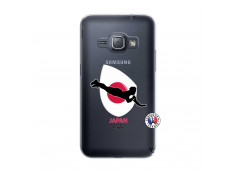 Coque Samsung Galaxy J1 2016 Coupe du Monde Rugby-Japan