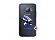Coque Samsung Galaxy J1 2016 Coupe du Monde Rugby-Scotland
