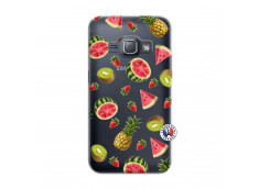 Coque Samsung Galaxy J1 2016 Multifruits