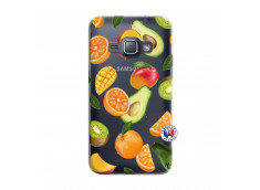 Coque Samsung Galaxy J1 2016 Salade de Fruits