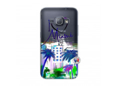 Coque Samsung Galaxy J1 2016 I Love Miami