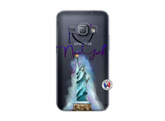 Coque Samsung Galaxy J1 2016 I Love New York