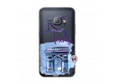 Coque Samsung Galaxy J1 2016 I Love Paris Arc Triomphe