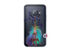 Coque Samsung Galaxy J1 2016 I Love Paris