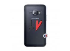 Coque Samsung Galaxy J1 2016 I Love You
