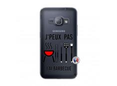 Coque Samsung Galaxy J1 2016 Je Peux Pas J Ai Barbecue