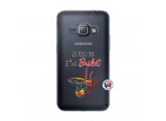 Coque Samsung Galaxy J1 2016 Je Peux Pas J Ai Basket