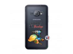 Coque Samsung Galaxy J1 2016 Je Peux Pas J Ai Bricolage