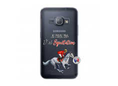 Coque Samsung Galaxy J1 2016 Je Peux Pas J Ai Equitation