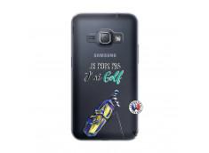 Coque Samsung Galaxy J1 2016 Je Peux Pas J Ai Golf
