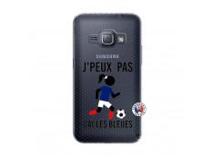 Coque Samsung Galaxy J1 2016 Je Peux Pas J Ai Les Bleues Maillot